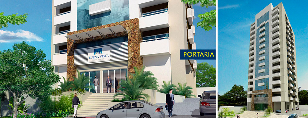 Portaria - Buena Vista Premium Office