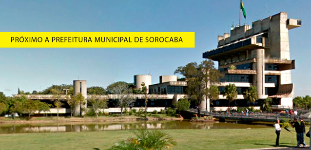 Proximo a Prefeitura Municipal de Sorocaba  - Buena Vista Premium Office