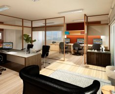 Escritorio - Buena Vista Premium Office
